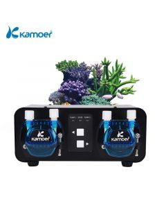 Kamoer X2S WiFi Automatic Water Change Pump with Peristaltic Pump for Aquarium